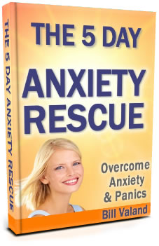 Deal with anxiety - 5 day anxiety rescue